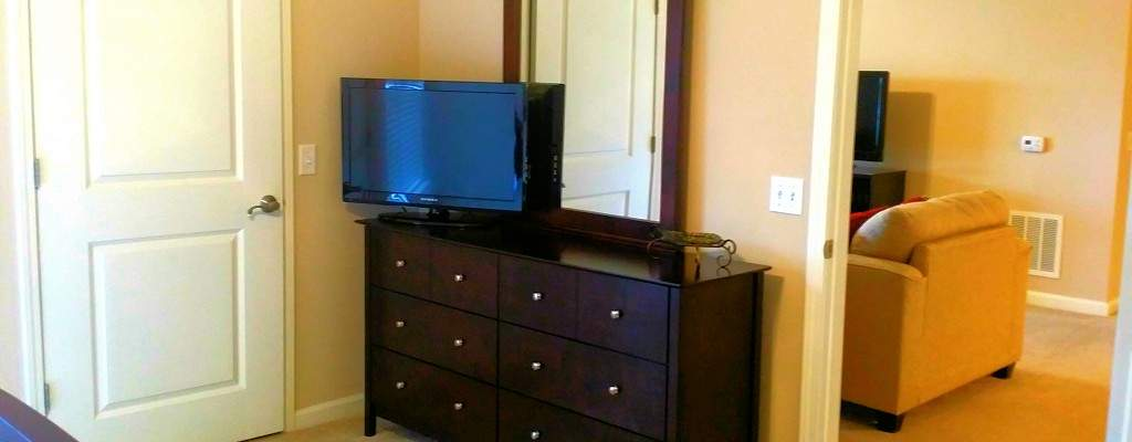 All utilities, cable and internet service included to keep you connected to your world during your extended stay in Knoxville.